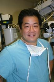Randall V. Wong, M.D., Retina Specialist,  Fairfax, Virginia