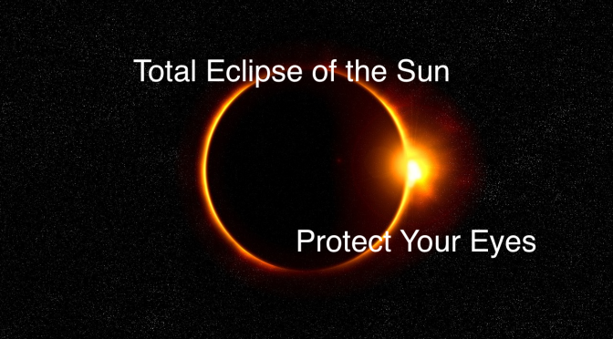 Protect Your Eyes and Vision from Solar Eclipse | Randall Wong MD Retina Specialist