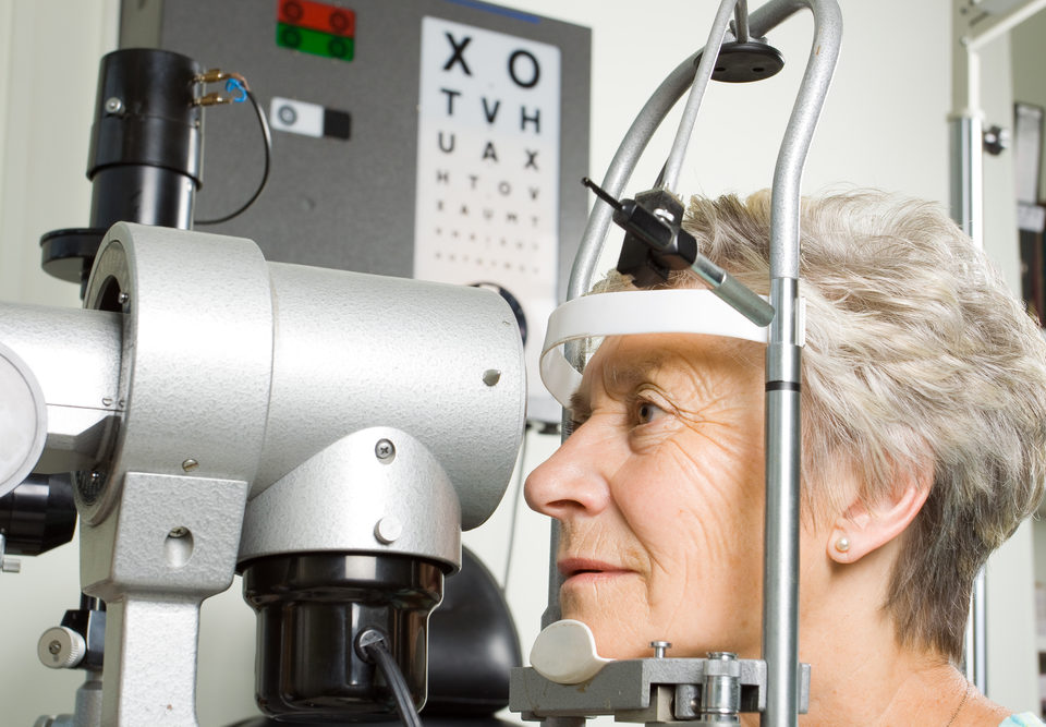 Retina Scan to Diagnose Alzheimer's Disease