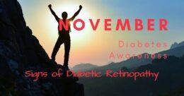 Featured Image November is Diabetes Awareness